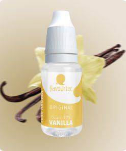 aroma vanilie