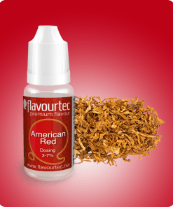 american red flavourtec