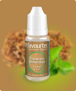 tobacco menthol flavourtec