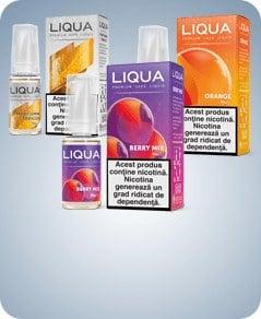 Liqua Elements 10ml Cu Nicotină
