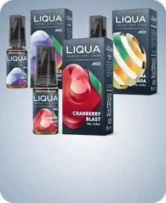 Liqua Mix 10ml Fără Nicotină