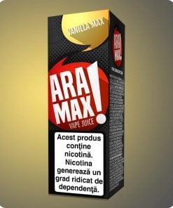 vanilla max aramax