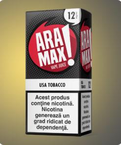 usa tobacco aramax
