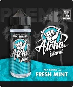 fresh mint aloha