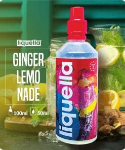 ginger lemonade liquella