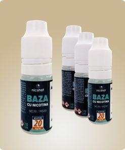 baza nicotină