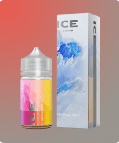 tropical mix ice
