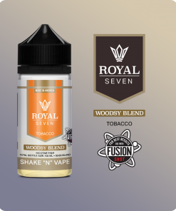 royal seven woodsy blend