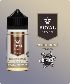 royal 7 turkish blend