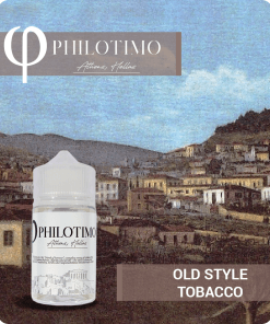 old style tobacco philotimo