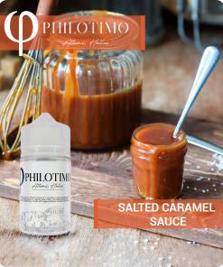 salted caramel sauce philotimo