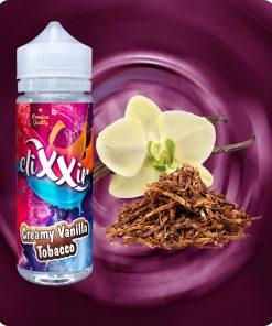 creamy vanilla tobacco elixxir