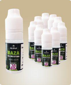 baza nicotina