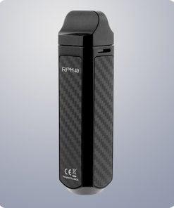 rpm40 bright black