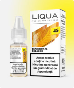 traditional tobacco liqua 4s